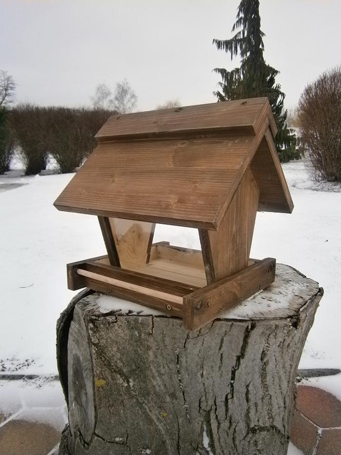 Vogelhaus Silo